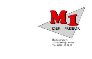 M1 Friseur