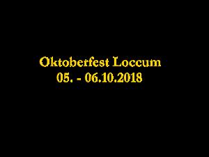 Oktoberfest 2018 Int